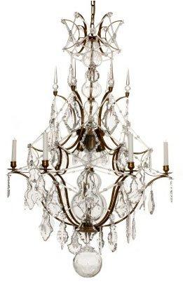 Rokoko Versailles Krystallkrone 107b-35626
