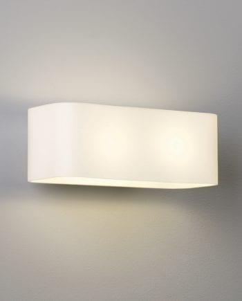 Obround Vegglampe-0