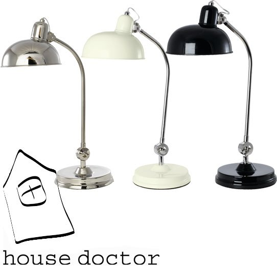 House Doctor Factory Bordlampe-34119
