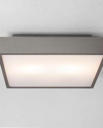 Taketa Tak-/Vegglampe Matt Nikkel-0