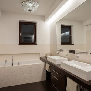 Empire Lancelot Bathroom, 418-0