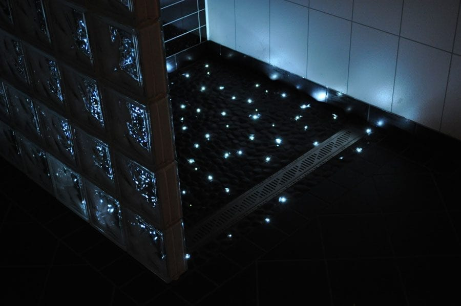 3W LED Stjernehimmel 180 stjernepunkter-34207