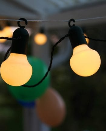 Hooky LED Party Lysslynge 20 Lys Varmhvit-0