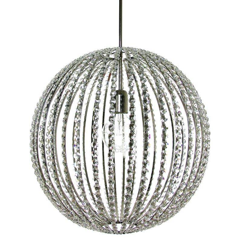 Design Tingeling Globe Nikkel, 440b-36023