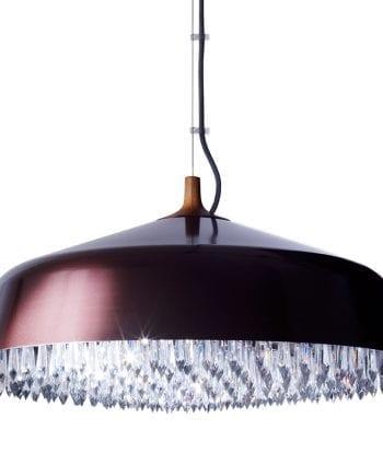 Design October Krystallampe, 485-0