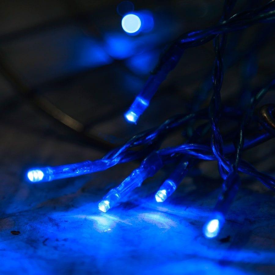 Batteridrevet LED Lysslynge 15 Lys-60942