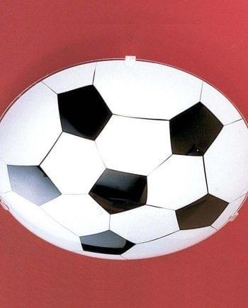 Junior 1 Vegg-/Taklampe Fotballmotiv-0