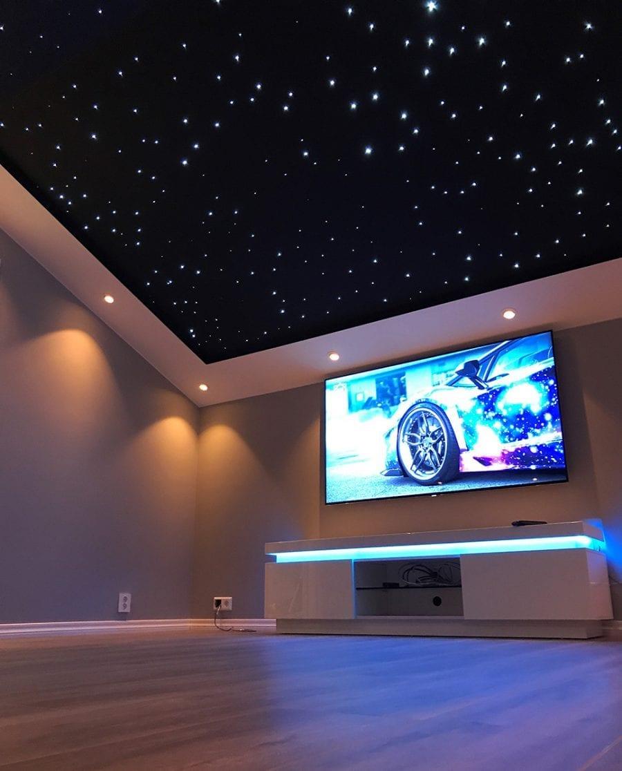 3W LED Stjernehimmel 270 punkter-70292