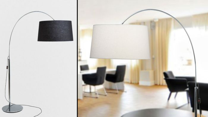 Excellent Gulvlampe 173-210 cm-44738