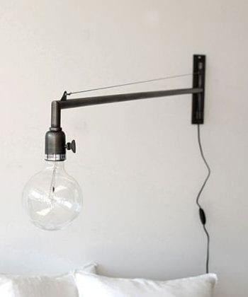 House Doctor Factory Swing Vegglampe-0