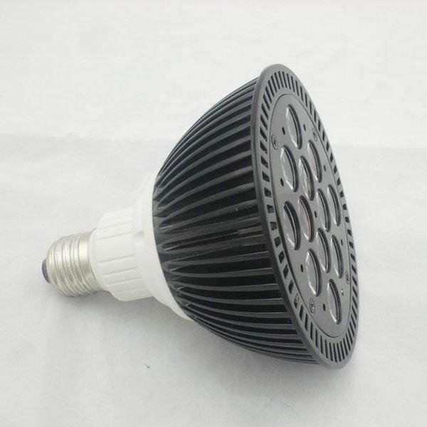 12x3W E27 LED Vekstlys Pære-0