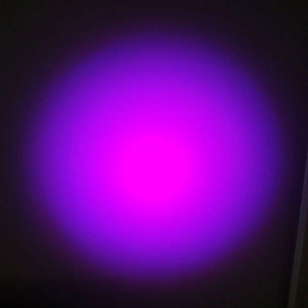 12x3W E27 LED Vekstlys Pære-55138