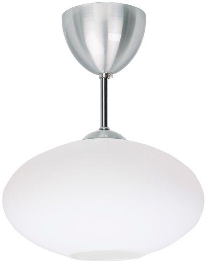 Bullo Nedpendlet Taklampe Klart / Opalt Glass-44251