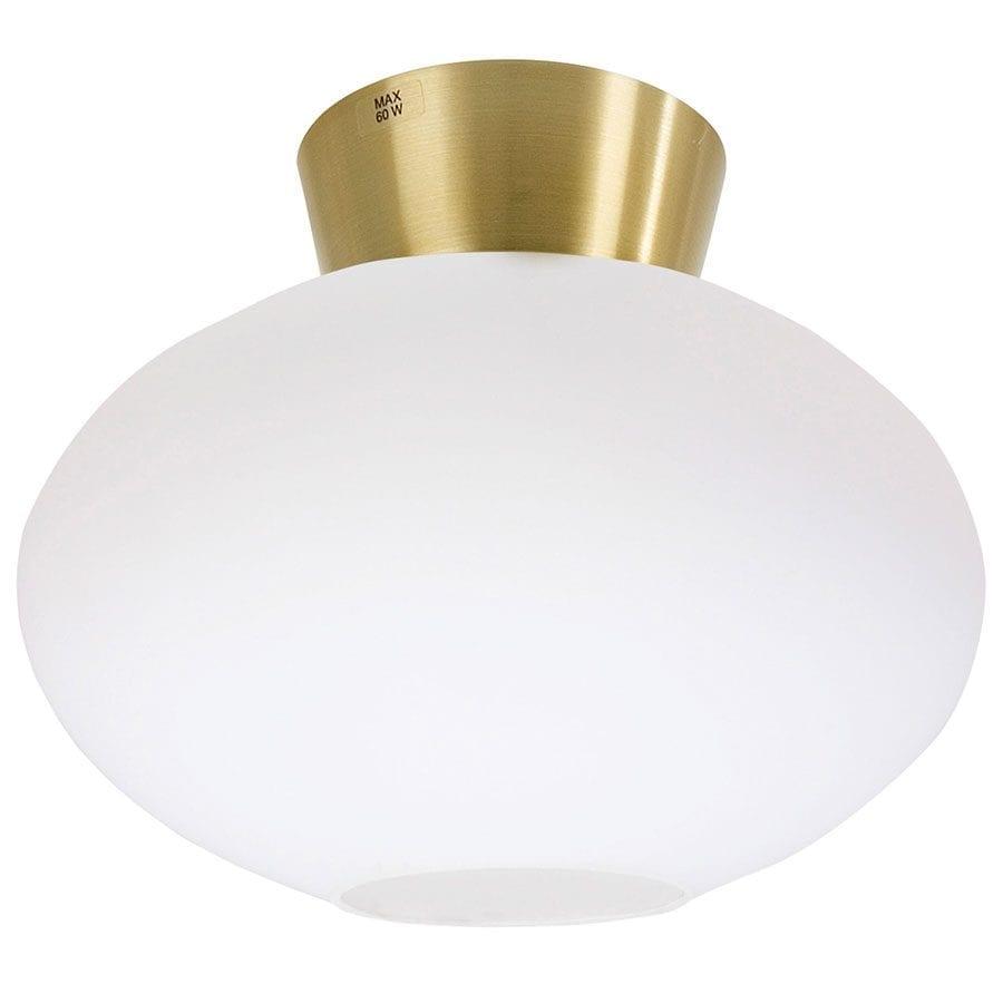 Bullo Plafond Opalt Glass-60195