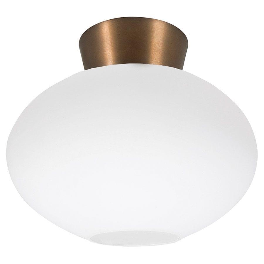 Bullo Plafond Opalt Glass-60194