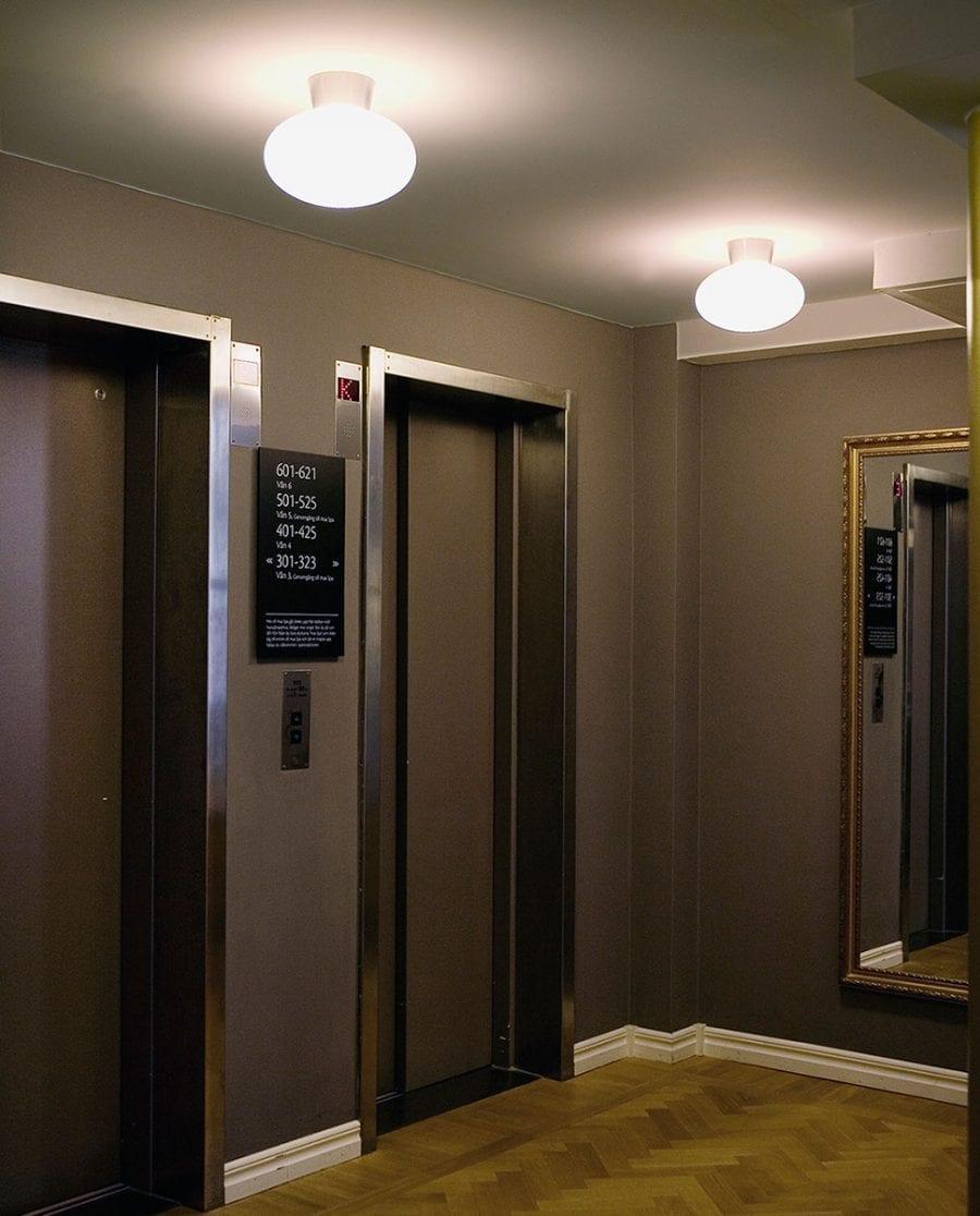 Bullo Plafond Opalt Glass-68414