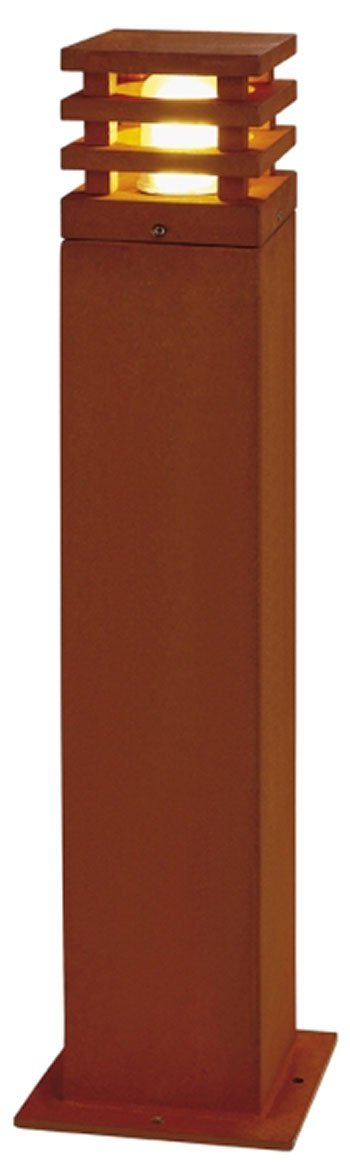 Rusty Square 70 Stolpe-36443