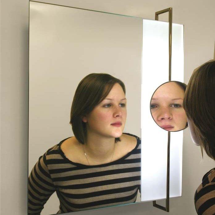 Sakito Magnifier/Shaver Speil-0
