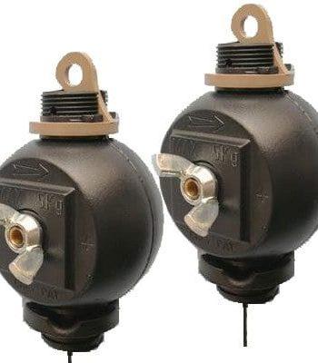 YOYO 2 pk - Universalt oppheng til reflektor-0