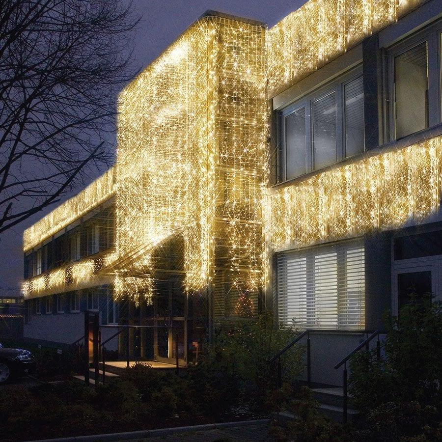 System LED Gardin Extra 102 lys 1x2m Varmhvit-66772