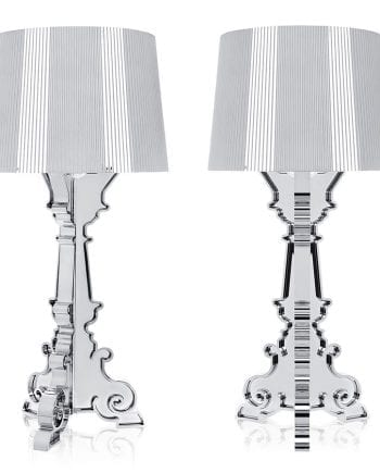Kartell Bourgie Metallic Bordlampe-42618