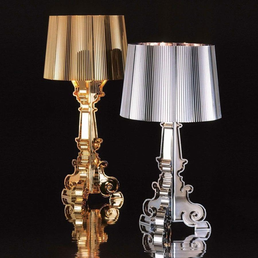Kartell Bourgie Metallic Bordlampe-42616