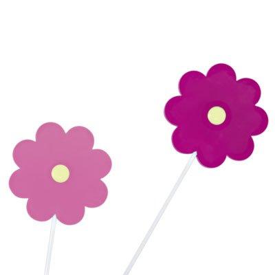 Viki 1 Vegg-/Taklampe Blomster-58418