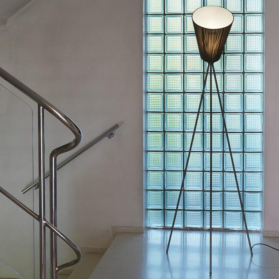 wood gulvlampe