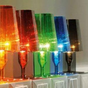 Kartell Take Bordlampe-31866