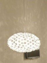 Kartell Bloom S2 Taklampe Hvit-0