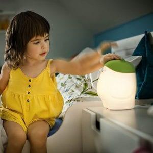 Philips myBuddy LED Leke-/Bordlampe Grønn-0