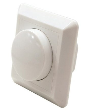 Universal dimmer for LED, Halogen og glødelamper 10-300W-0
