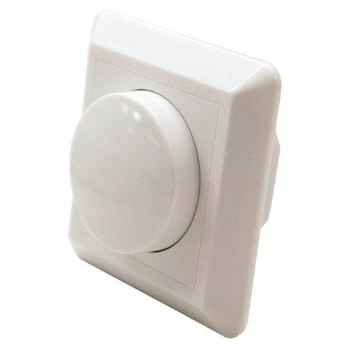 Universal dimmer for LED, Halogen og glødelamper 10-300W-0