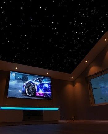 3W LED Stjernehimmel 165 punkter-70280