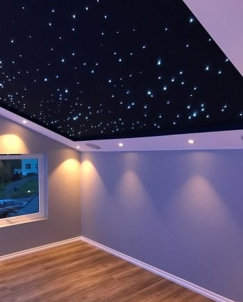 3W LED Stjernehimmel 165 punkter-70282