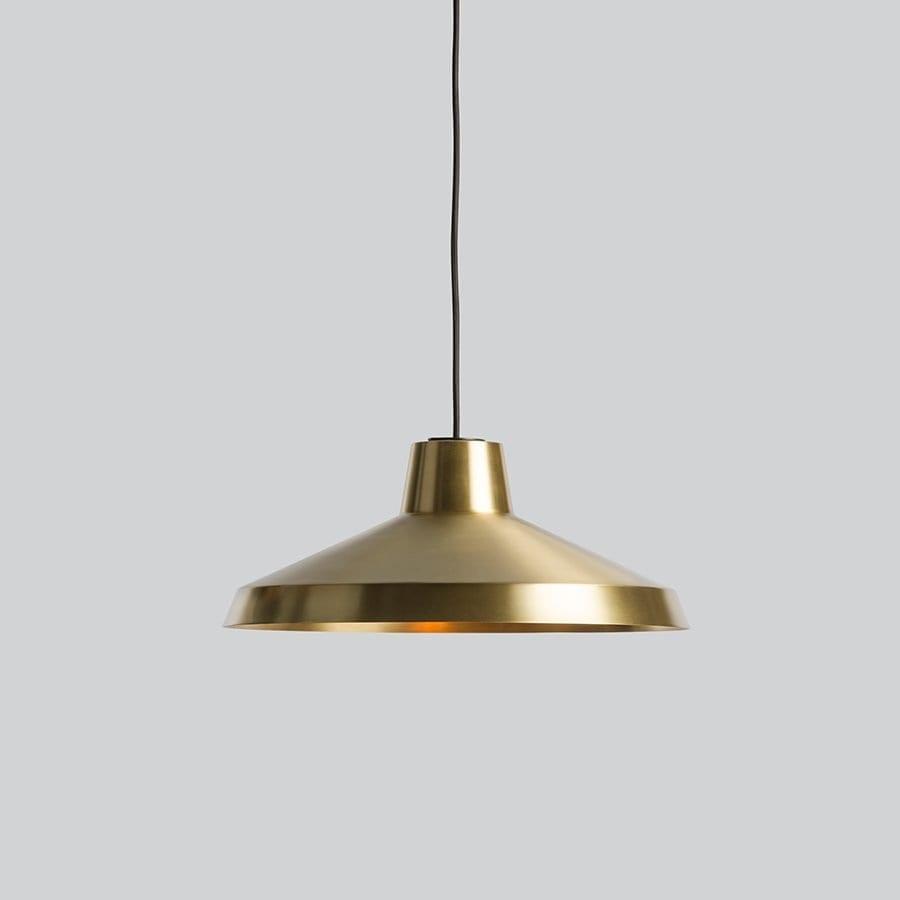 Northern Lighting Evergreen Taklampe Messing-48087