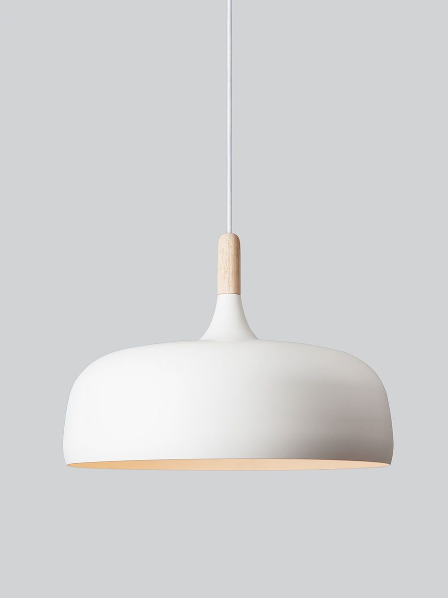 Northern Lighting Acorn Pendel Offwhite-66466