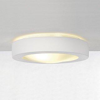 GL 105 E27 Gips Taklampe-0