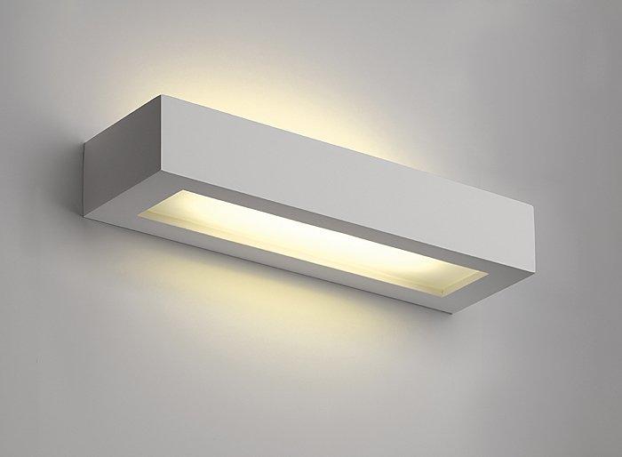 GL 103 T5 Gips Vegglampe-0