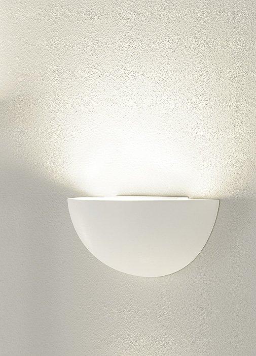 GL 101 E14 Gips Vegglampe-30100