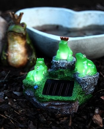 Frogy LED Solar Energy Frosker-0