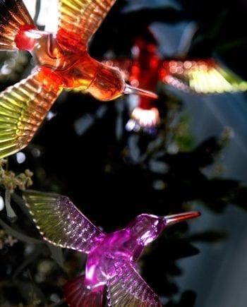 Kolibri LED Lysslynge Solcelle-0