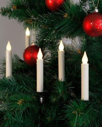 Juletrebelysning LED Trådløst Ekstra Sett-0