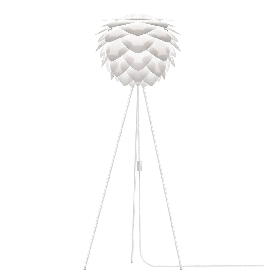 VITA Silvia Medium Lampeskjerm Hvit-44460