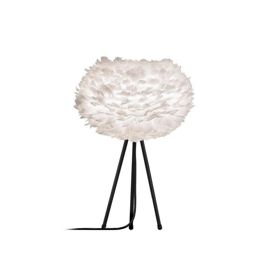 VITA Eos Medium Fjær Hvit Lampeskjerm-44402