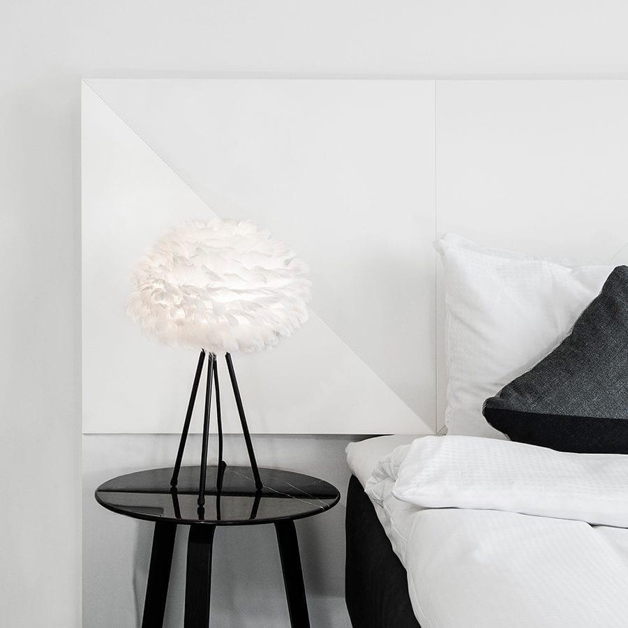 VITA Eos Mini Fjær Hvit Lampeskjerm-0