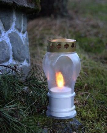 Gravlykt LED 20 cm-0