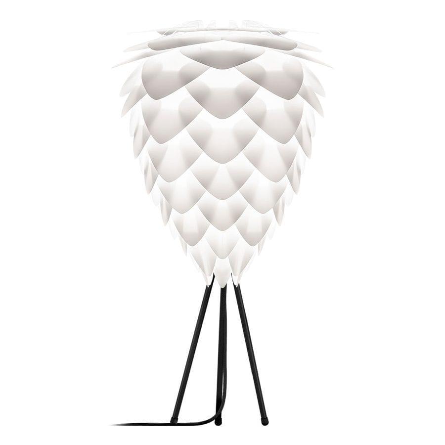 VITA Conia Medium Lampeskjerm Hvit-44525
