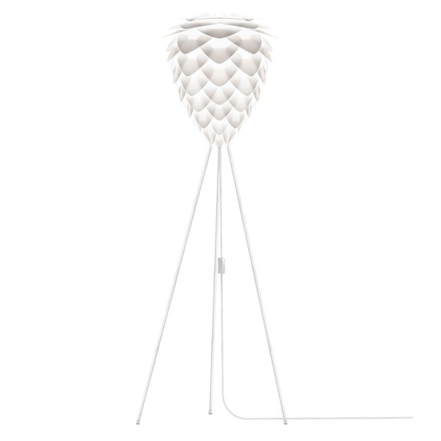 VITA Conia Medium Lampeskjerm Hvit-44527
