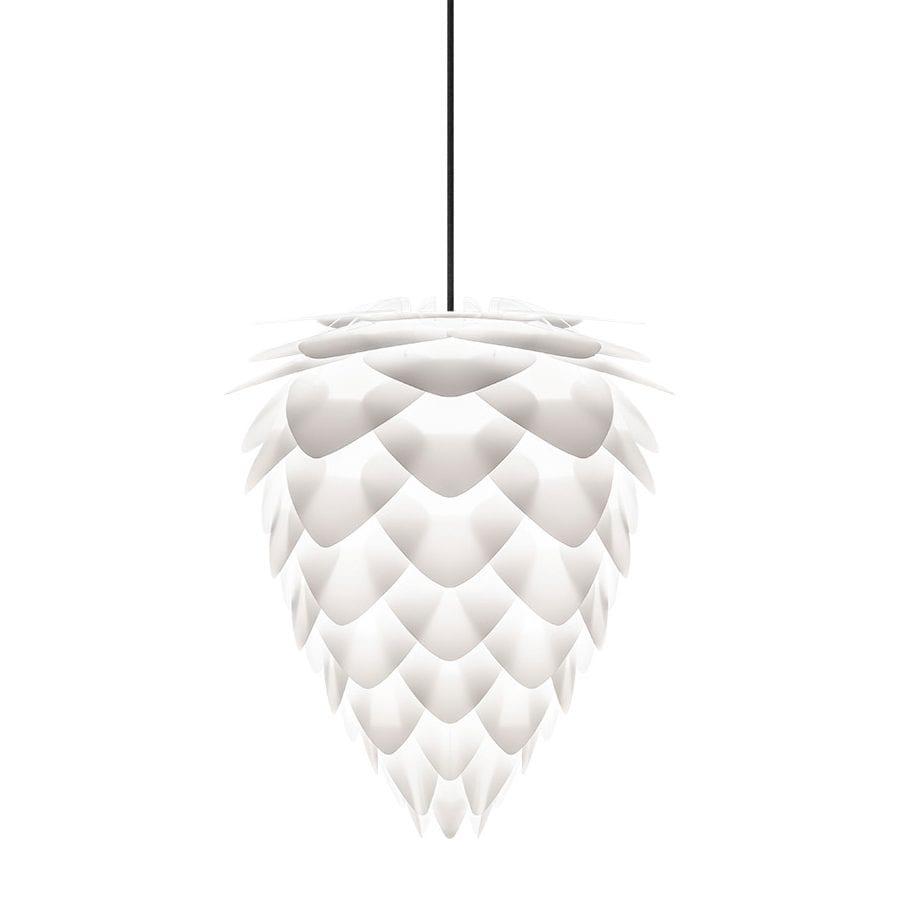 VITA Conia Medium Lampeskjerm Hvit-44523